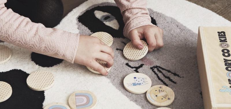 Zabawki i wnętrza