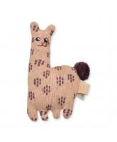 Zabawki ruchome Baby Rattle - Lama