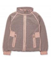 Sweter rozsuwany MESH