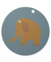 Zastawa stołowa dla dzieci Elephant