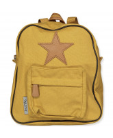 Plecak Back Pack, with leather Star