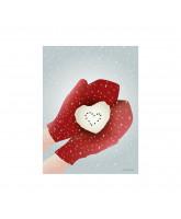 Boże Narodzenie SNOW HEART