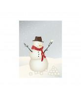 Boże Narodzenie SNOWMAN