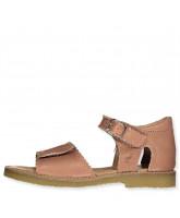 Sandały otwarte Scallop velcro